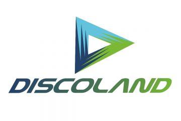 Logotipo do DJ Discoland