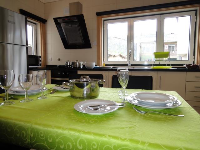Casas do Mondego - cozinha