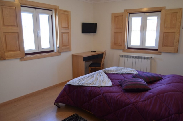 Casas do Mondego - quarto