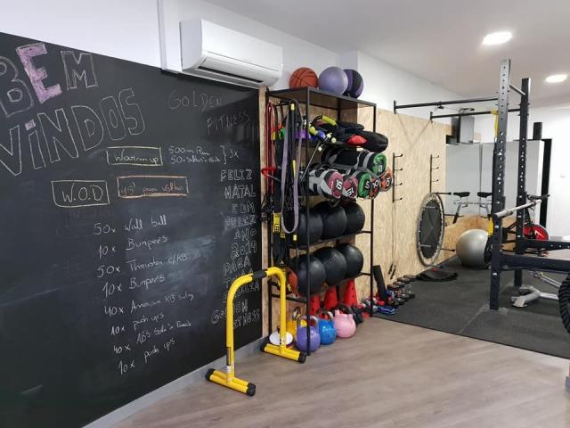 Golden Fitness & Spa