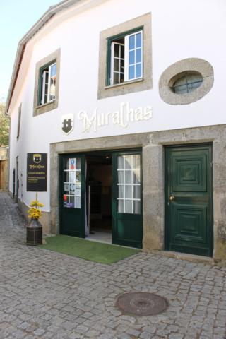 Muralhas house & Shop - Trancoso