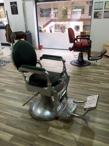Instalações da Barbearia do Mini