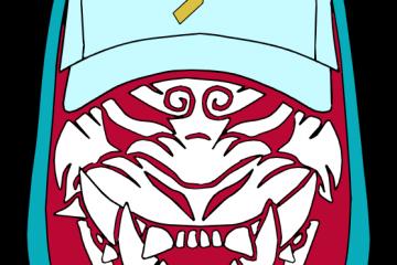 Logotipo Blue-Oni Studios