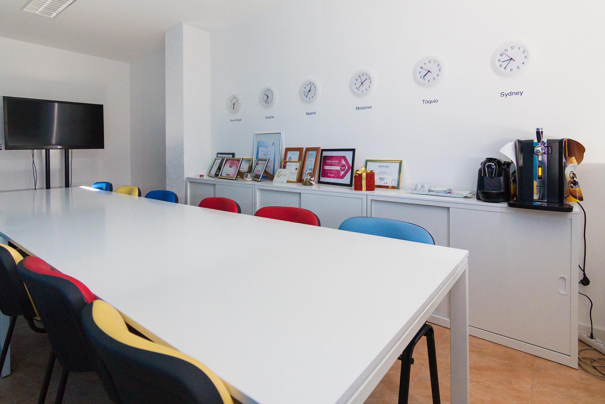 Comunilog Consulting - Sala de Reuniões