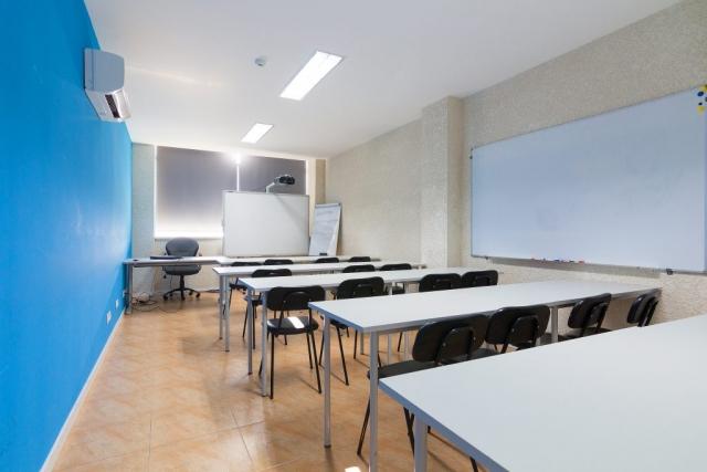 Comunilog Consulting - Sala de Formação