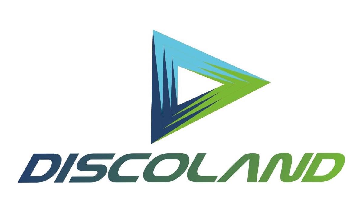 Logótipo da empresa Discoland