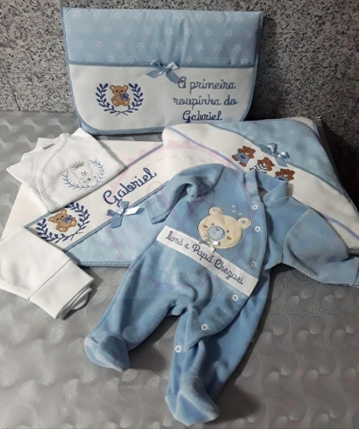 Roupa para bebé